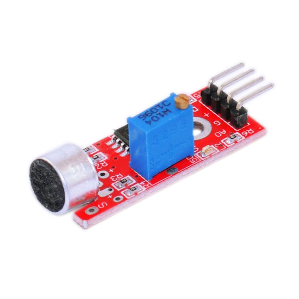 KY-037 High Sensitivity Sound Detection Module for Arduino